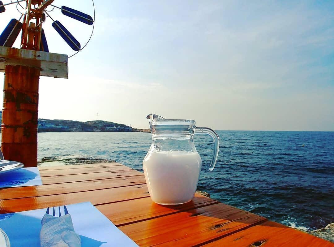 The beach is always a better idea 🌅... anfeh anforini lebanon ...