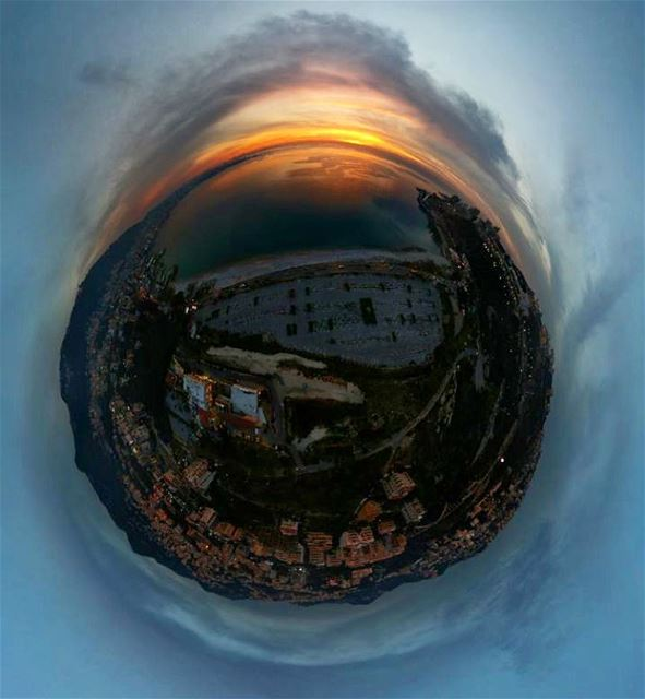 Jounieh the eye of lebanon 👁 eyellusion livelovejounieh whpillusion ... (جونية - Jounieh)