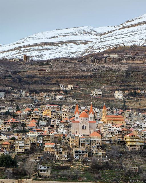 Bcharre this afternoon  livelovebcharre . Good evening dear friends and... (Bcharreh, Liban-Nord, Lebanon)