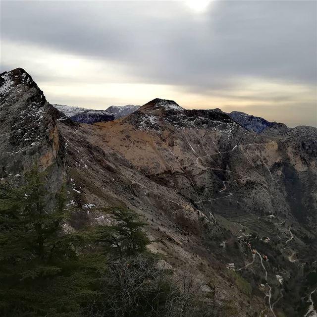 mountains topoftherock Lebanon ...