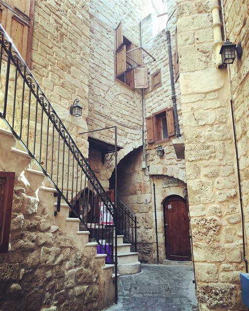 Saida Old Town myhometown mycity mysaida livelovesaida visitsaida ... (Saïda, Al Janub, Lebanon)