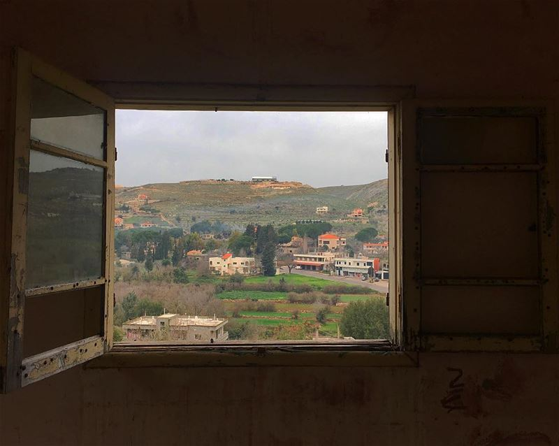 عصفور طل من الشباك..... lebanonspotlights thisismycommunity ... (Jebrâyel, Liban-Nord, Lebanon)