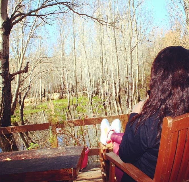 peacefullplace هل اتخذت الغاب مثلي منزلا دون القصور و تتبعت السواقي و تس (Meghrak)