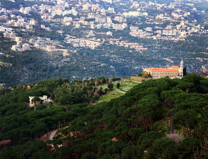 """God speaks in the silence of the heart. Listening is the beginning of... (Mount Lebanon Governorate)"