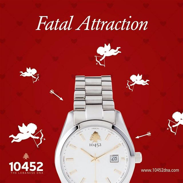 fatalattraction with the 10452DNA limitededition watches treat your ... (Lebanon)
