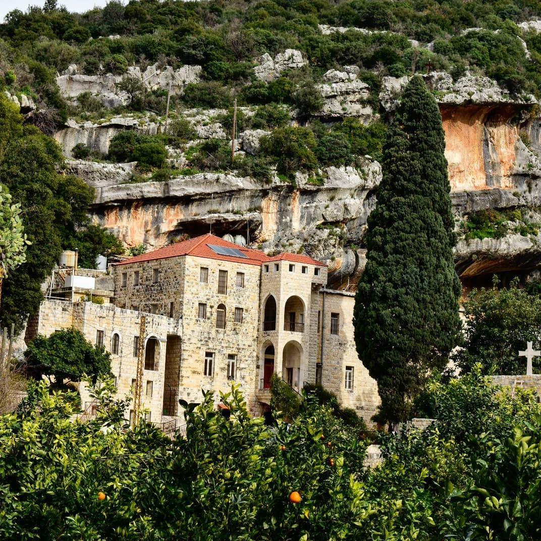 kaftoun kaftun monastery orthodox koura batroun northlebanon ... (Kaftoûn, Liban-Nord, Lebanon)