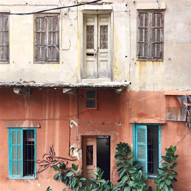 open | shut 🌾 (Beirut, Lebanon)