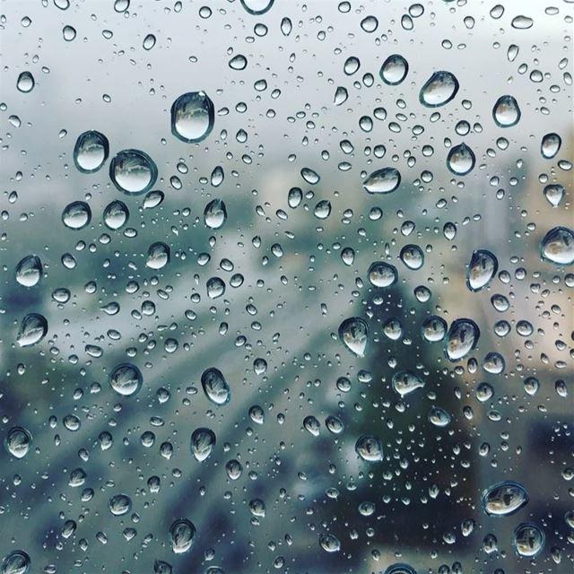 Don't Go Chasing Waterfalls. winter beirut lebanon rain raining sky... (Beirut, Lebanon)