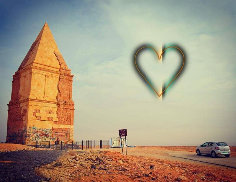 Where there is love there is life.Happy Valentine's Day!❣Photo credits... (El Hermel, Béqaa, Lebanon)