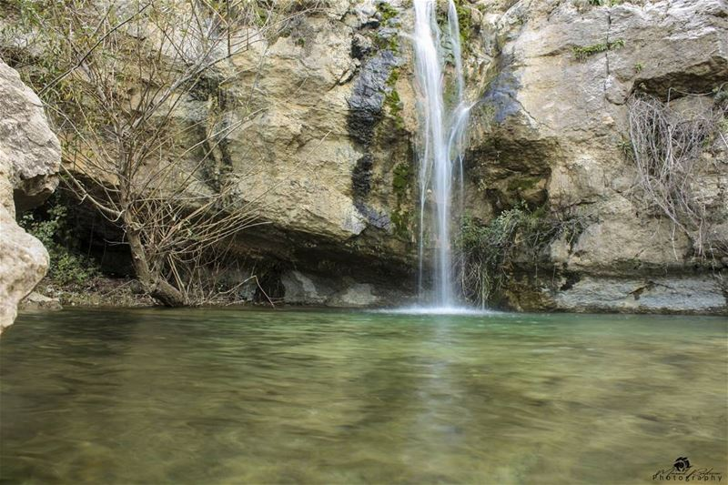 Jezzine's waterfall• • • chouf shoufreserve lebanon beirut ... (Jezzîne, Al Janub, Lebanon)