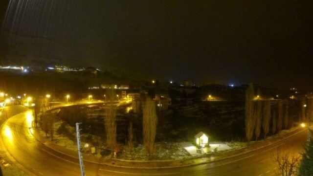 snow ehden EhdenAdventures midnight lebanon timelapse ... (Lebanon)