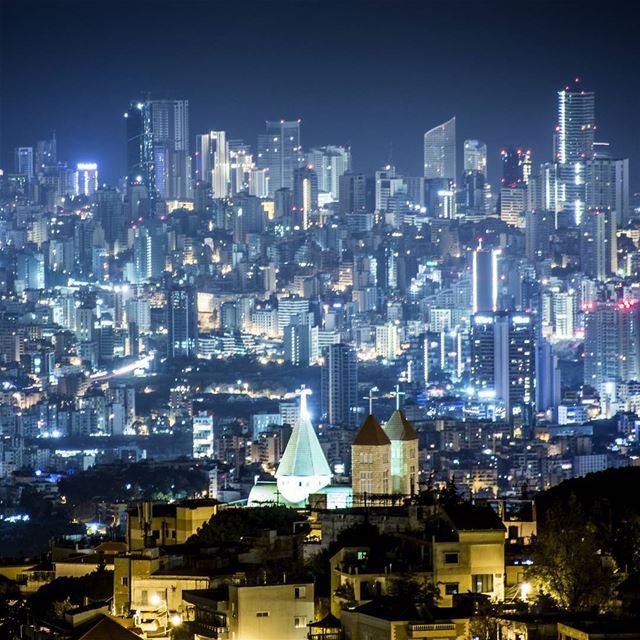 Beirut Lebanon Aley 🌃