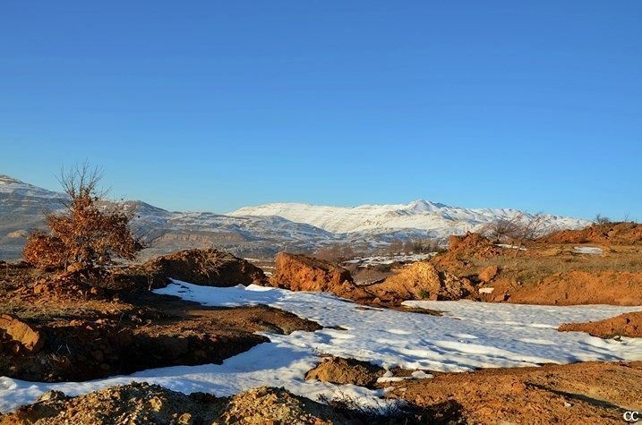 lebanon winter season snow mountains tarchich lebanoninapicture ...
