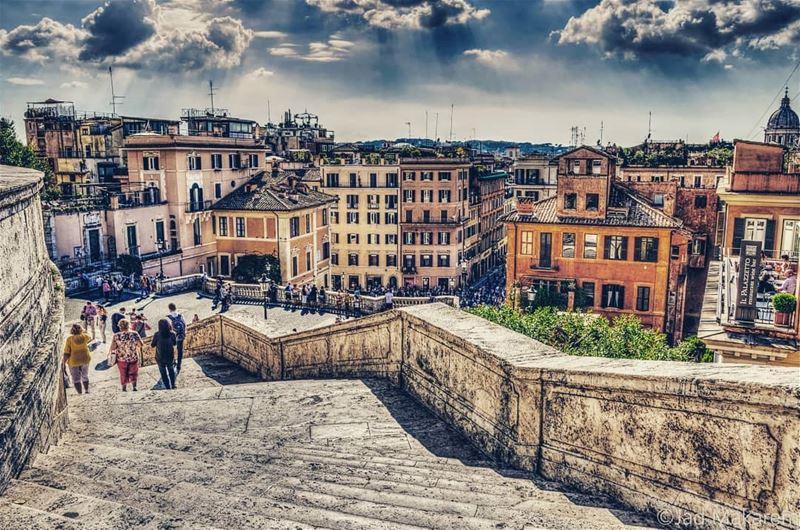 Location: Rome, Italy Date: 10-2014 Instagram : @jadmakarem Facebook:... (Piazza di Spagna)