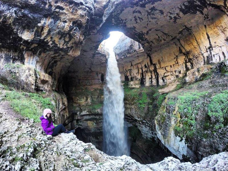 myfavoriteplace balou3bal3a waterfall lebanon outventuregirls ...