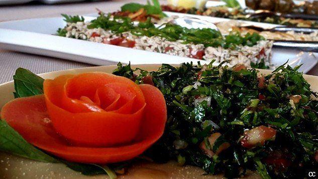 ! Lebanese cuisine food tabouleh yummy yummyfood foodporn ...