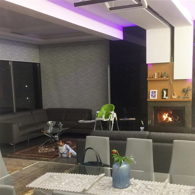 apartment home decoration decor son fireplace gypsumwork ballouneh... (Ballouneh, Mont-Liban, Lebanon)
