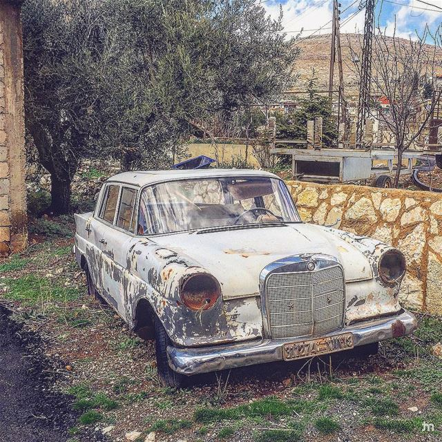 -For the love of vintage-... livelovebekaa mercedes bekaa ... (Beqaa Valley)