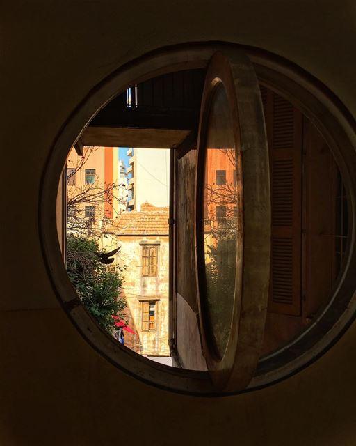 A Window.. شباك.... enno duh.... archiloverstoricalcity archidaily ... (Beirut, Lebanon)