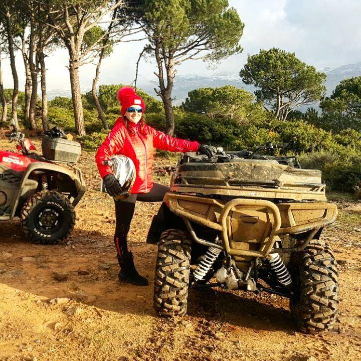 A beautiful day for a great ride maiersports daghersportsportika... (Marj Biskinta, Mont-Liban, Lebanon)