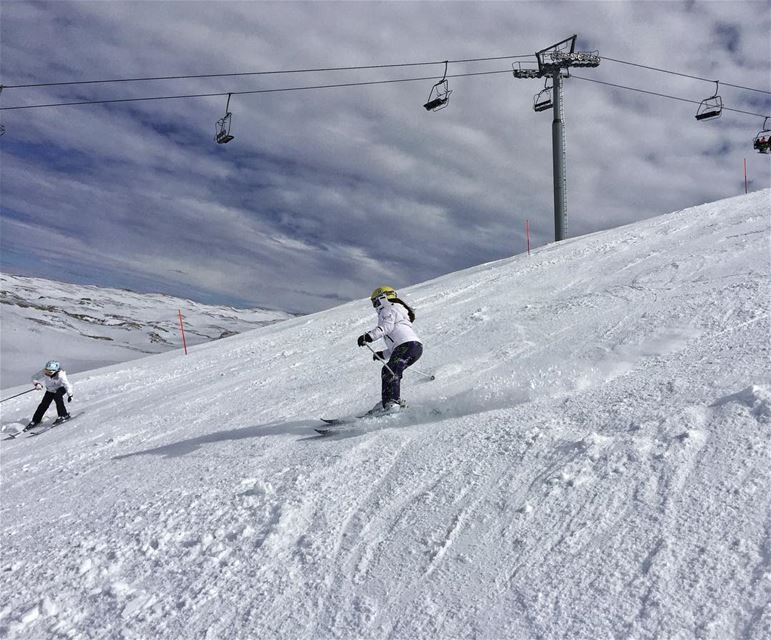 Take a day off and join us for a ski lesson!!.... flyingfrog ...
