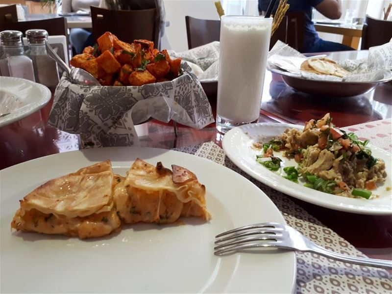 Batchig 💋..... armenian lebanese restaurant food cuisine tasty...