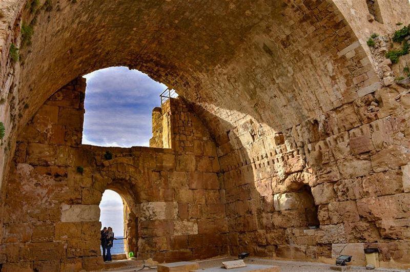 - 📍Byblos Castle, Old City, Jbeil, Lebanon 🇱🇧- jbeil byblos lebanon ... (Byblos, Lebanon)