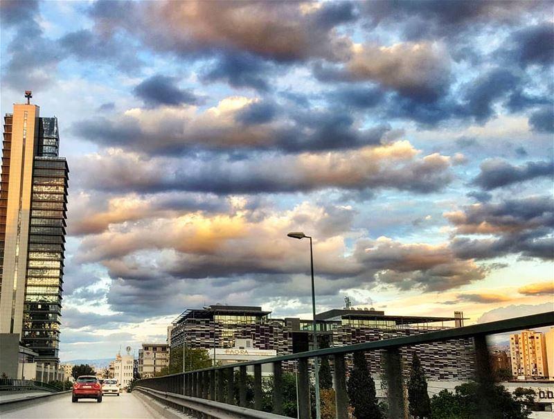 Roads were made for journeys not destinations lebanoninapicture ... (Corniche Du Fleuve)