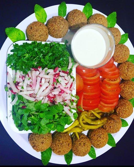"""@restaurant_et_falafel_joseph - """"Food is not rational. Food is culture,... (Restaurant and Falafel JOSEPH-Sin El Fil)"""
