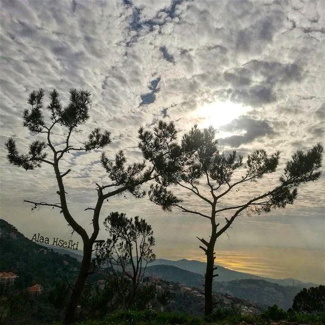 ~Shine On 🌤️... Hseiki BeirutSouksCompetition beirut cloudy ... (Baïssoûr, Mont-Liban, Lebanon)