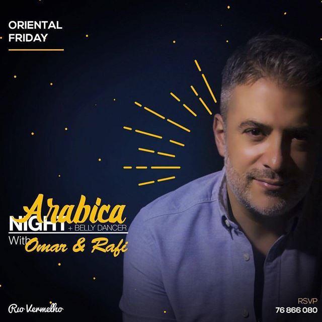 @riovermelholebanon - Who doesn't love an Arabica night? Join us this... (Rio Vermelho Lebanon)