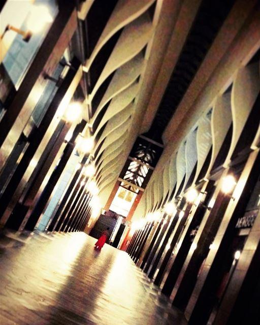 I Walk Alone. beirut lebanon sky travel natgeotravel traveller ... (Beirut Souks)