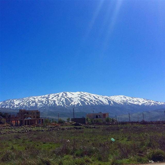 ❤❤🇱🇧🇱🇧 amazinglebanon beautiful discoverplaces wanderer ... (Beqaa Valley)