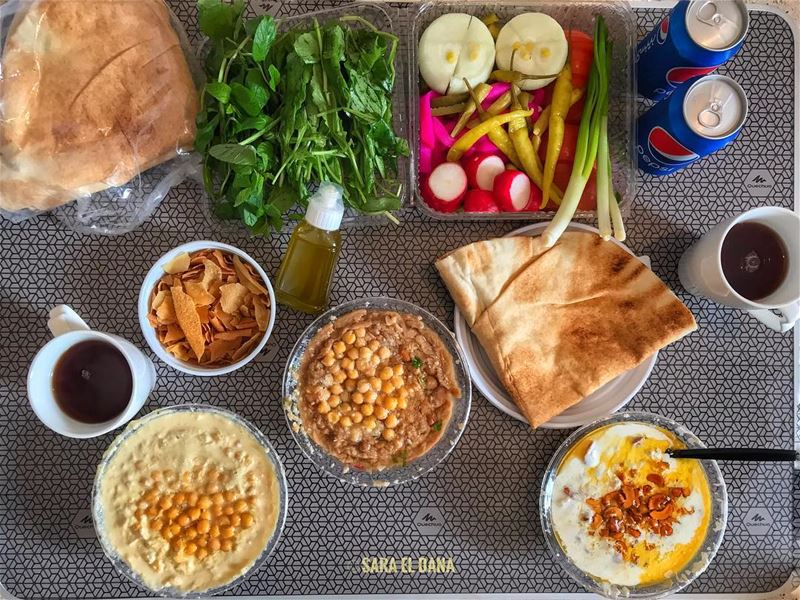Keeping it authentic! ❤️ Happy Sunday everyone 😍 (Beirut, Lebanon)