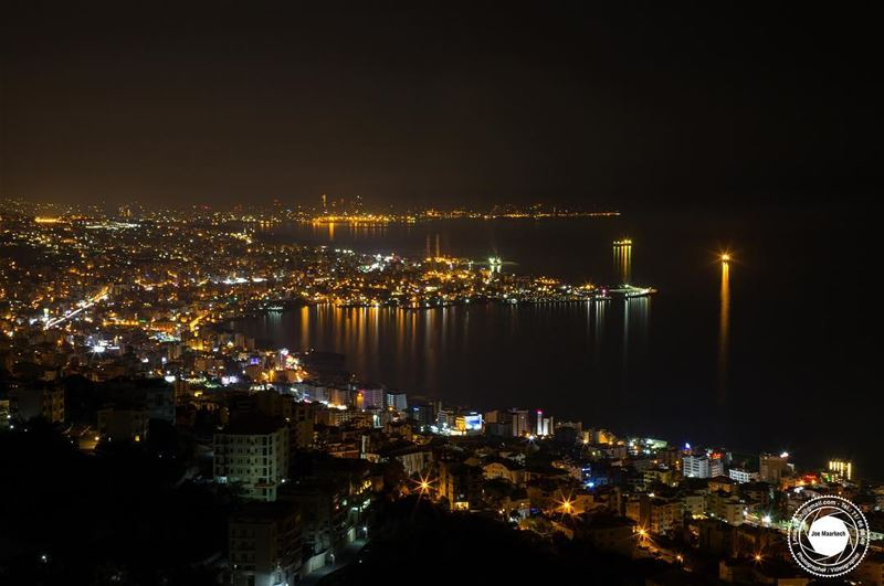 For those who are lost, there will always be cities that feellike home (... (Jounieh keserwan جونية كسروان)