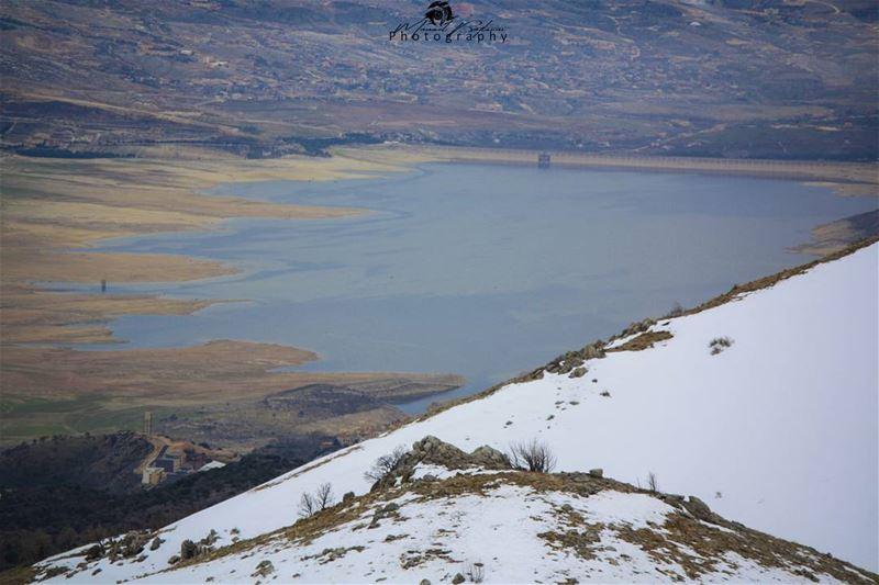 From chouf mountains to qerounes lake. • • • chouf shoufreserve ... (Chouf)