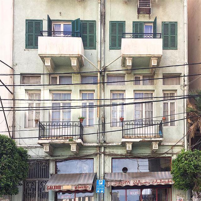 good morning Beirut ! ☀️ (Beirut, Lebanon)