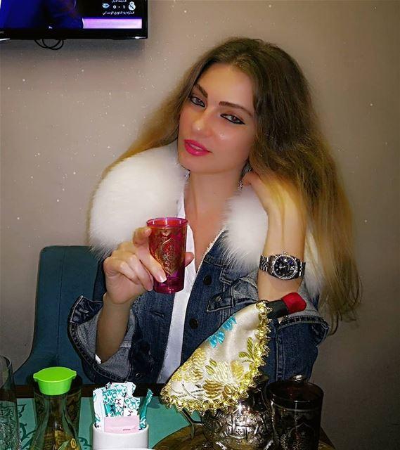 Tea time!🍵☕... lebanon inlebanon lebanontimes lebanonblog ... (Az Zalqa', Mont-Liban, Lebanon)