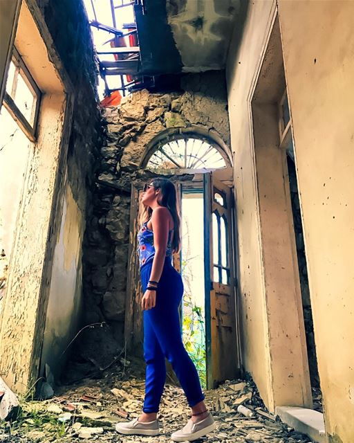 Less Perfection, More Authenticity 🕸📸 : @walid1993 🎨: @rajazakhour (El Kfour, Mont-Liban, Lebanon)