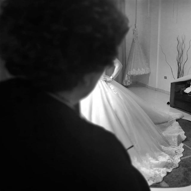 The bride - ichalhoub in Batroun north Lebanon shooting with a mobile...