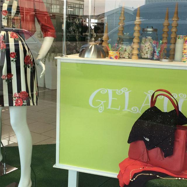 GelatiDailySketchLook 247 shopping italian boutique instashop ... (Er Râbié, Mont-Liban, Lebanon)