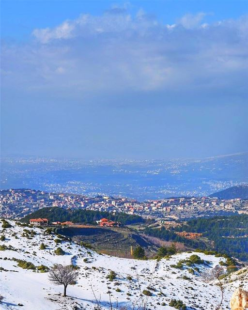 4 years ago like today,My father's gone, but never away..All throughout... (Ehden, Lebanon)