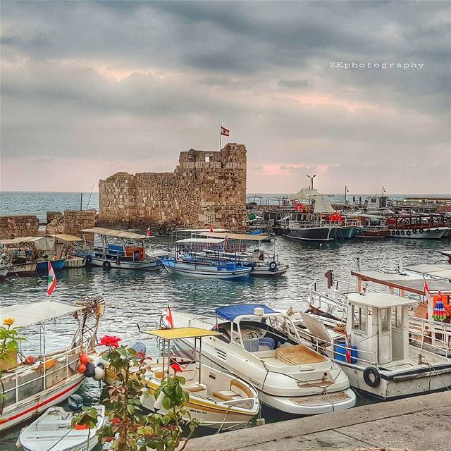 Byblos 🇱🇧 * insta_lebanon ig_lebanon lebanon_pictures loves_lebanon... (Byblos - Jbeil)