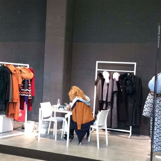 From the exhibition fw19DailySketchLook 248 shopping  italian  boutique ...