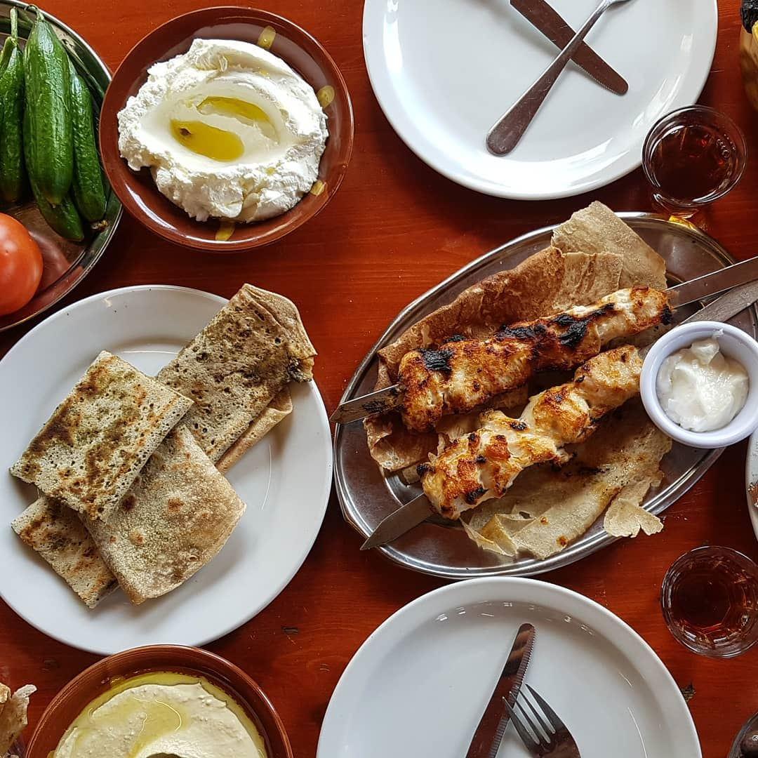 A must when in Faraya! 😋... beirut lebanon faraya hrajel ... (Jalset al erzal)