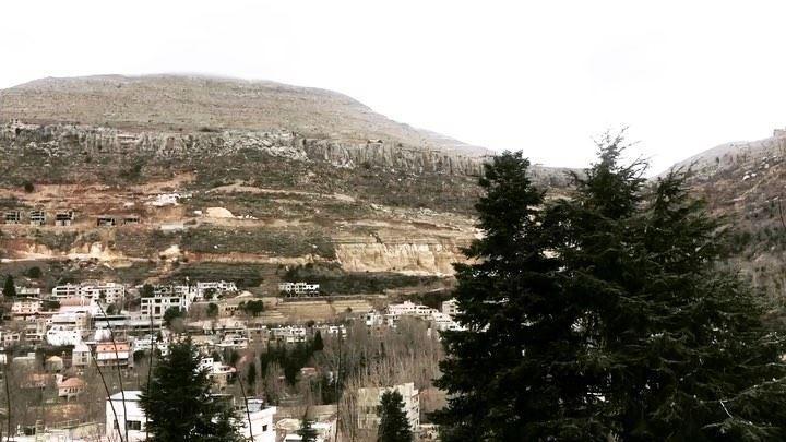 Beautiful Lebanon, Faraya! 🇱🇧❄️⛄️ lebanon beirut faraya Travel ... (Faraya, Mont-Liban, Lebanon)