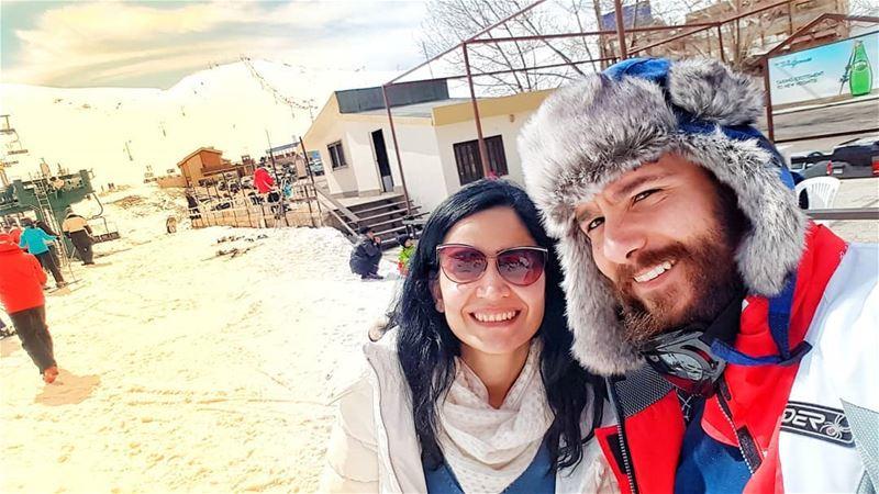 ●SNOW WOLVES●🐺🐺🐺...... ski snow mzaagh faghaya kfaghdebiene... (Mzaar Ski Resort Kfardebian)