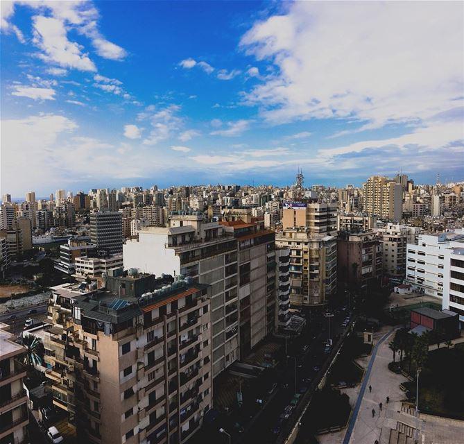 بيروت يا وطن الحضارة والنهى beirut lebanon beirutarabuniversity ... (Beirut Arab University)