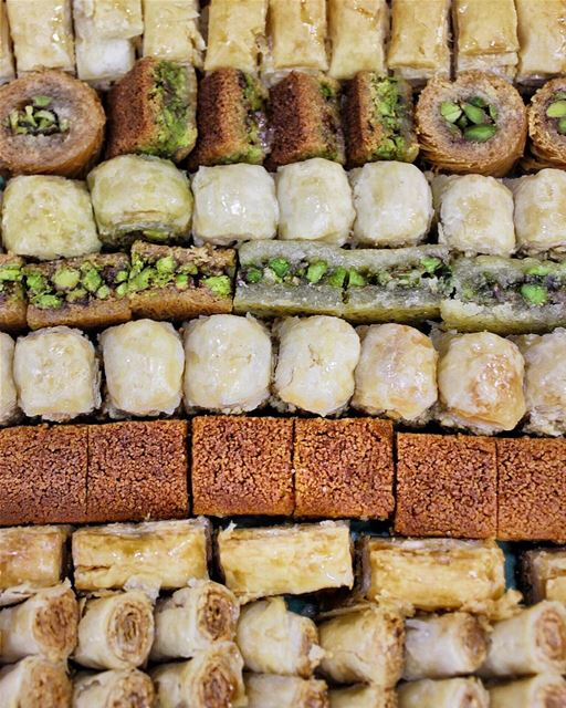 Which one is your favourite? 😍👌🏻... lebanoneats tripolilebanon ... (Tripoli, Lebanon)