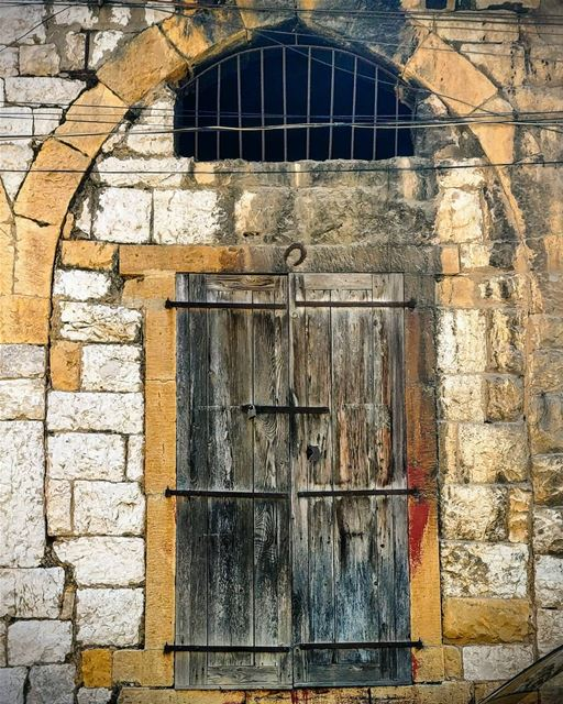 Doors...By Ghassan_Yammine door vintage old beststreets ...